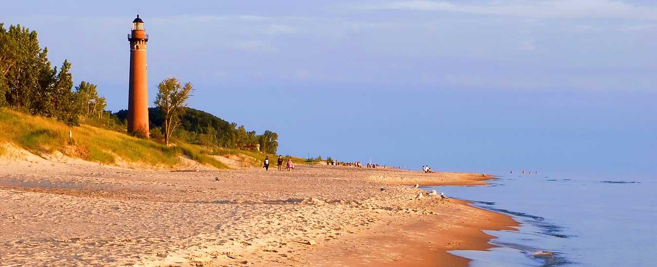 Lake Michigan Cottages Vacation Rental Homes